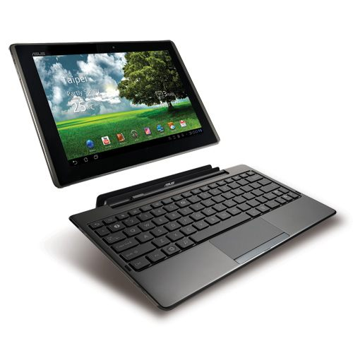 Eee Pad Transformer Android 4
