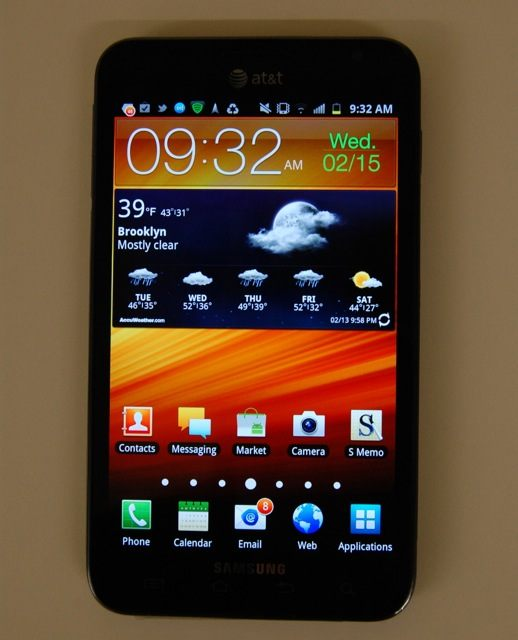 Samsung Galaxy Note Android