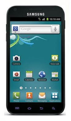 android galaxy S II