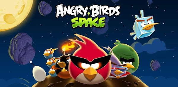 Angry Birds Space Juego Android