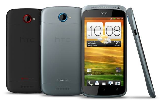 HTC One S Android 4