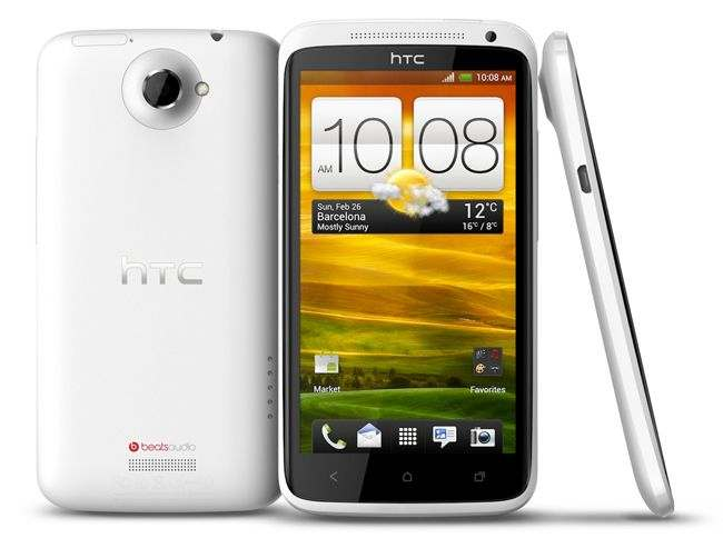 HTC One X android