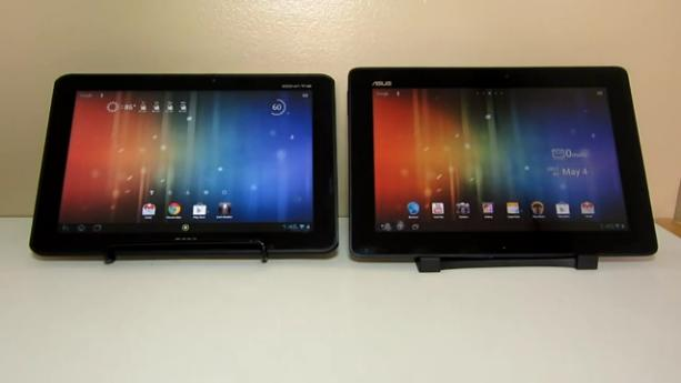 tablets android acer iconia y asus transformer